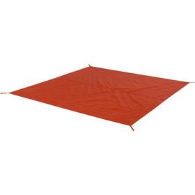 Big Agnes Sugarloaf Camp Bâche de sol, orange